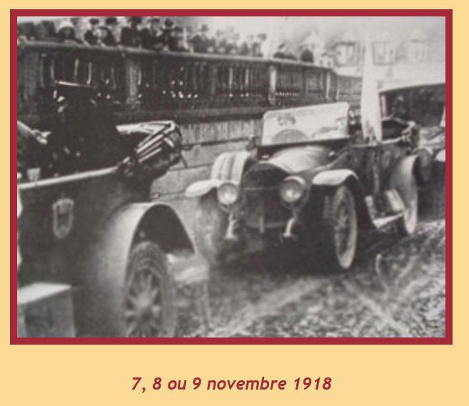 Georges Labroche du 19° B.C.P. 3ème clairon de l'Armistice. Gl110