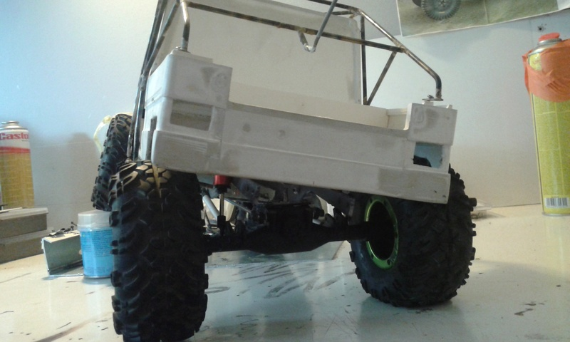 Proyecto Mercedes g trial extremo - Page 2 1110