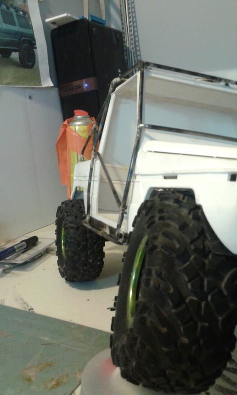 Proyecto Mercedes g trial extremo - Page 2 1510