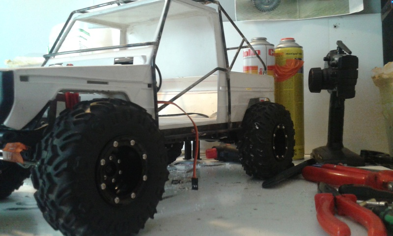 Proyecto Mercedes g trial extremo - Page 3 2311