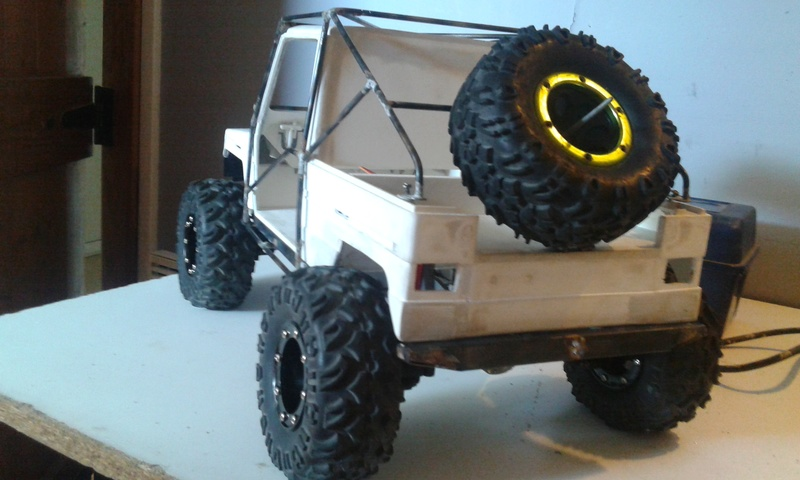 Proyecto Mercedes g trial extremo - Page 3 2611