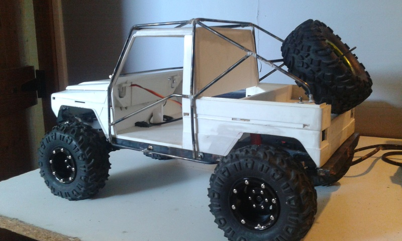 Proyecto Mercedes g trial extremo - Page 3 2711