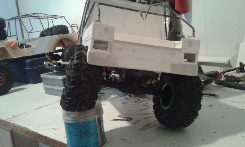 Proyecto Mercedes g trial extremo - Page 2 510