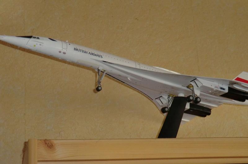 Concorde [Heller - 1/72] A400m_10