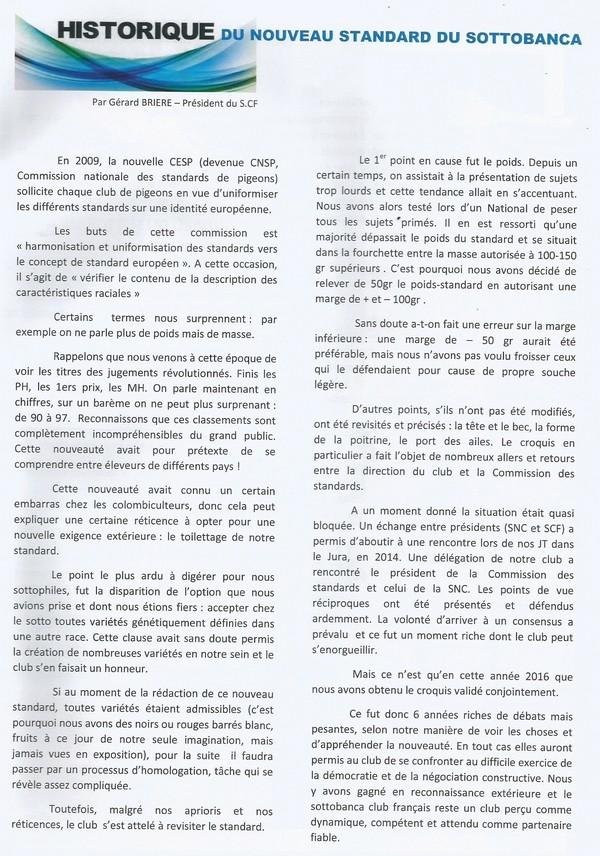 Le Sottobanca Banca Club Français fête  ces 40 ans (1976 - 2016 )  par Mr Pascal CLAUDE Sans_t32