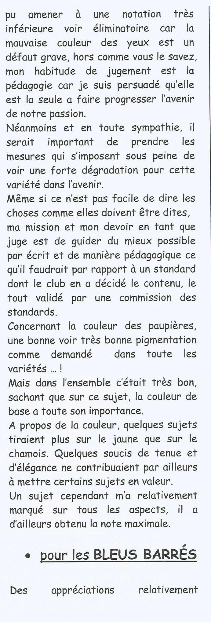 Avis de juge (Championnat régionale du sottobanca a VALENCE D'AGEN Sans_t49