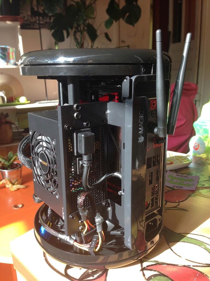 Hackintosh cylindrique type Mac Pro - Z170 skylake 6700k  Img_3725