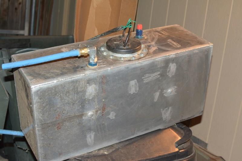 Gas tank for sale Dsc_7110