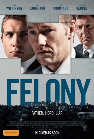 [film] Felony (2013) La_ter17