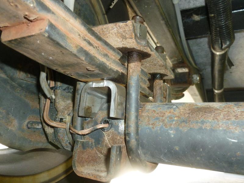 Suspension relevée de 3 pouces P1040615