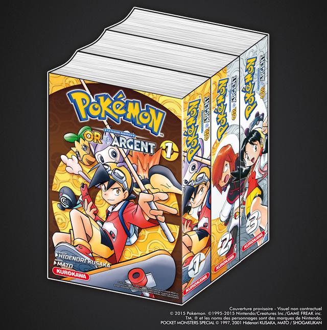 Artbook Pokemon la grande aventure F3694010