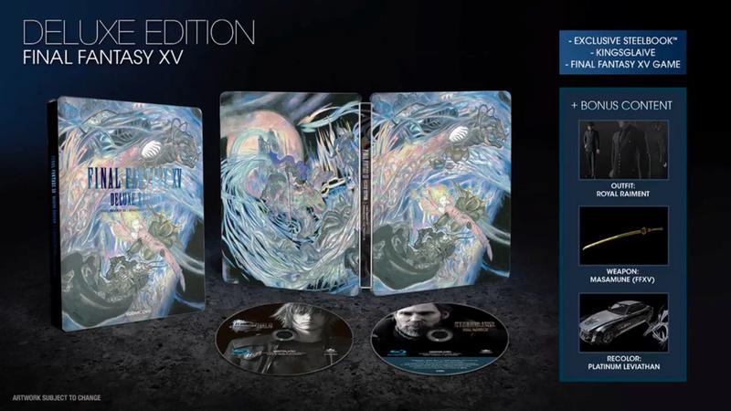 PS4 FFX Luna Edition! Final-12