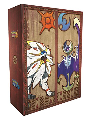 Pokemon Sun/Moon coffret guide collector Pokymo10