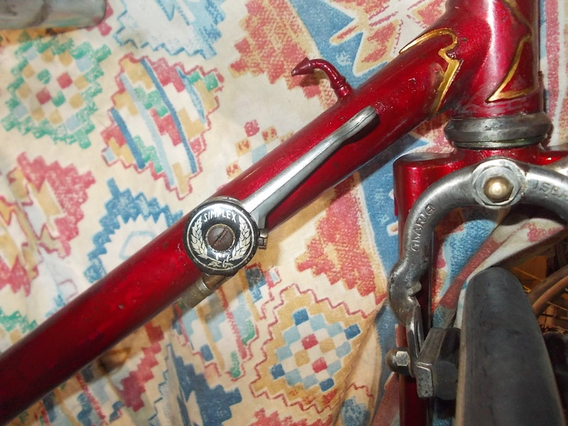 """CADRE course fin 40 début '50 """"tubes 808  professionnel """"  Dscn9122"""