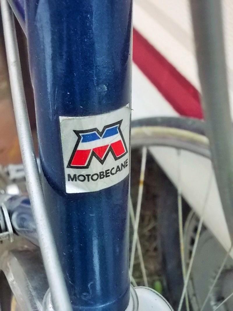 "Motobecane "" mirage sport"" 1982 tubes 2040 Dscn9220"