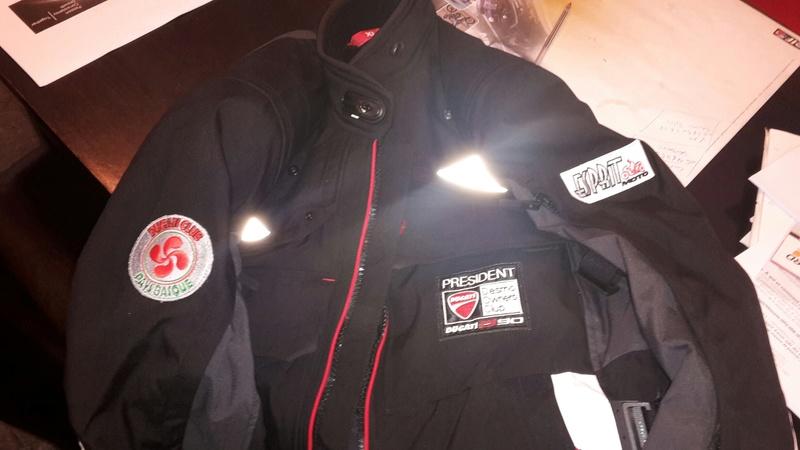 Pack de Bienvenue D.O.C. et Tee-Shirts du D.C.P.B. 2016 20160910