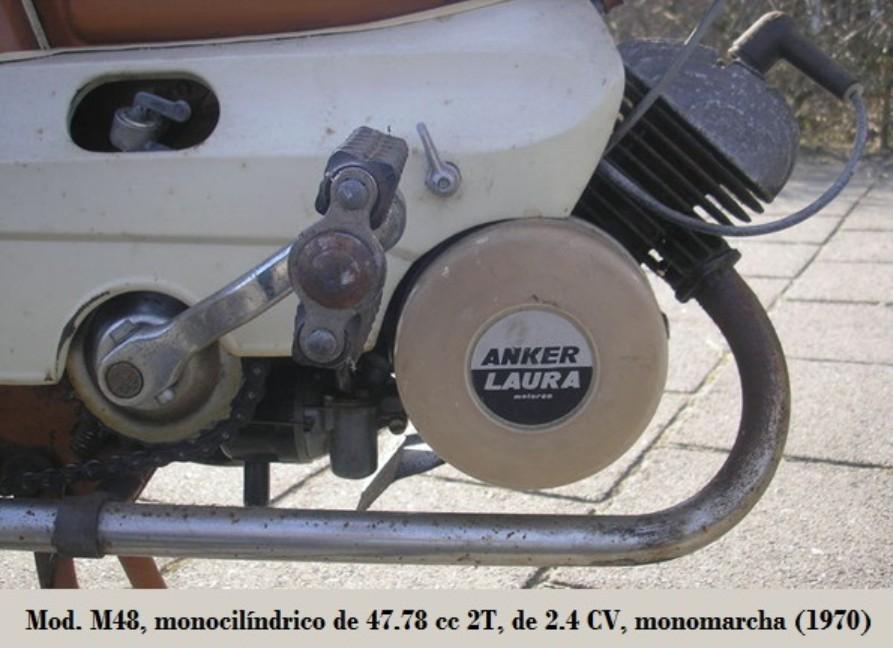 Garelli Europed Brianza  moteur Laura M48 2019-242