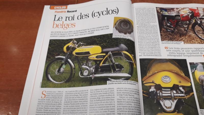 nouvelle revue sur les cyclos ... ??? 20190610