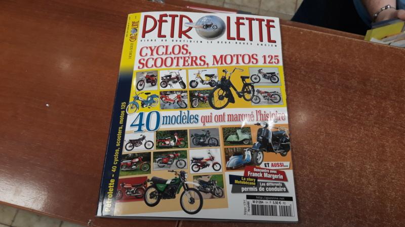 nouvelle revue sur les cyclos ... ??? 20190611
