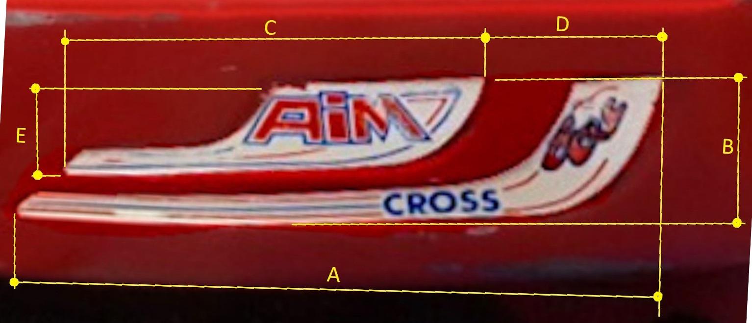 AIM Boy cross à remettre en état 2020-055