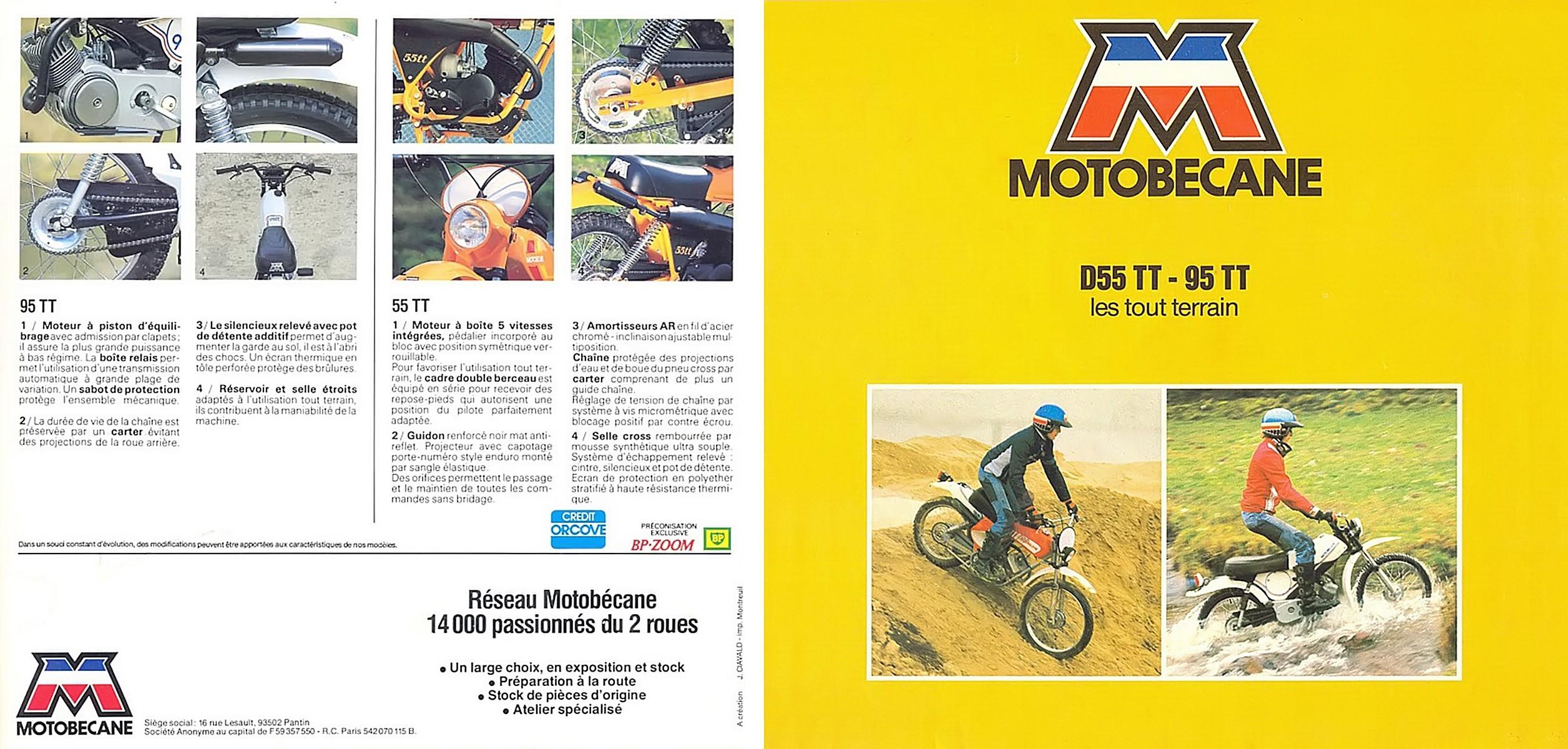 Mon dernier jouet : MOTOBECANE D55 TT A_197810