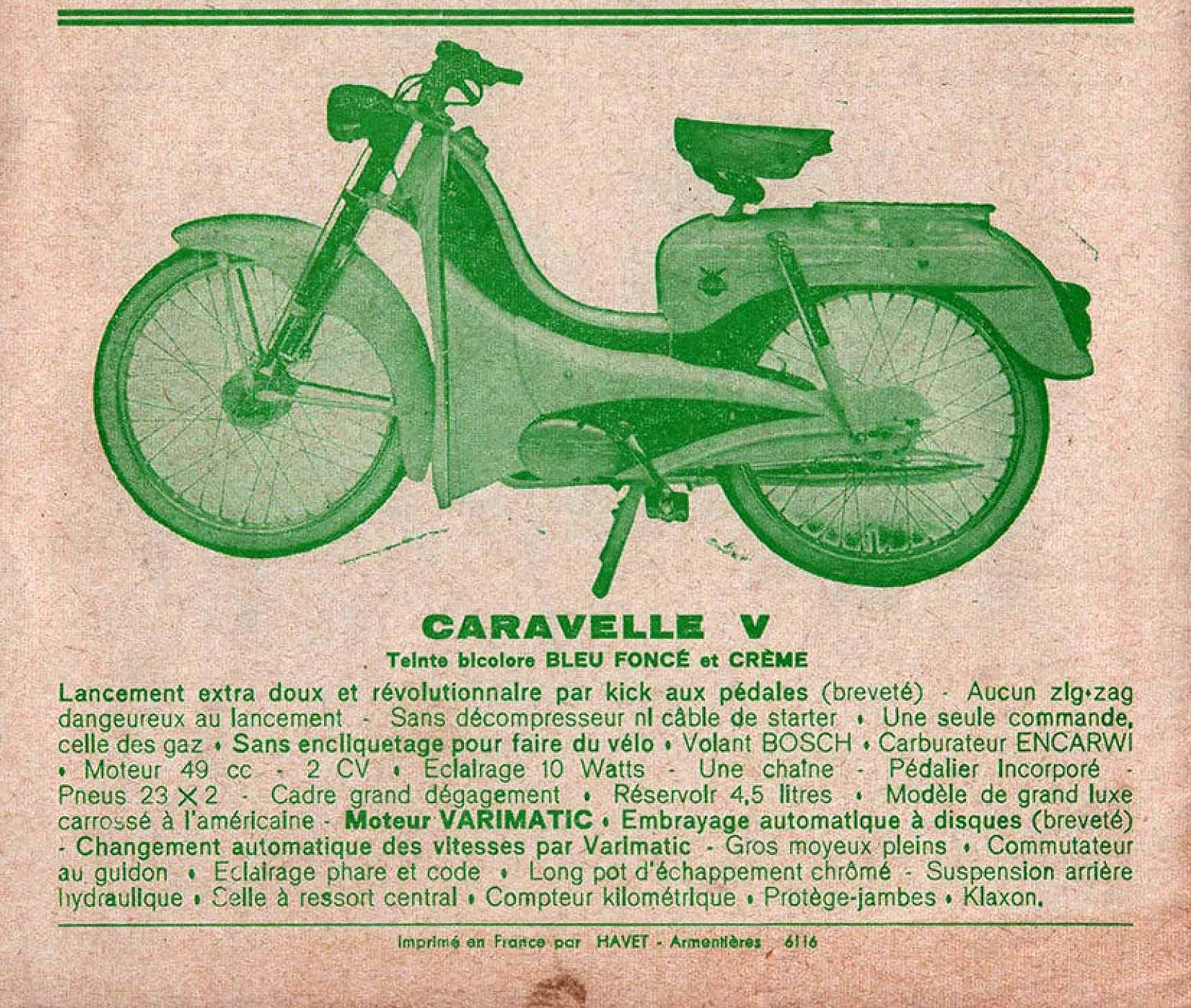 Restauration flandria caravelle  Fland186