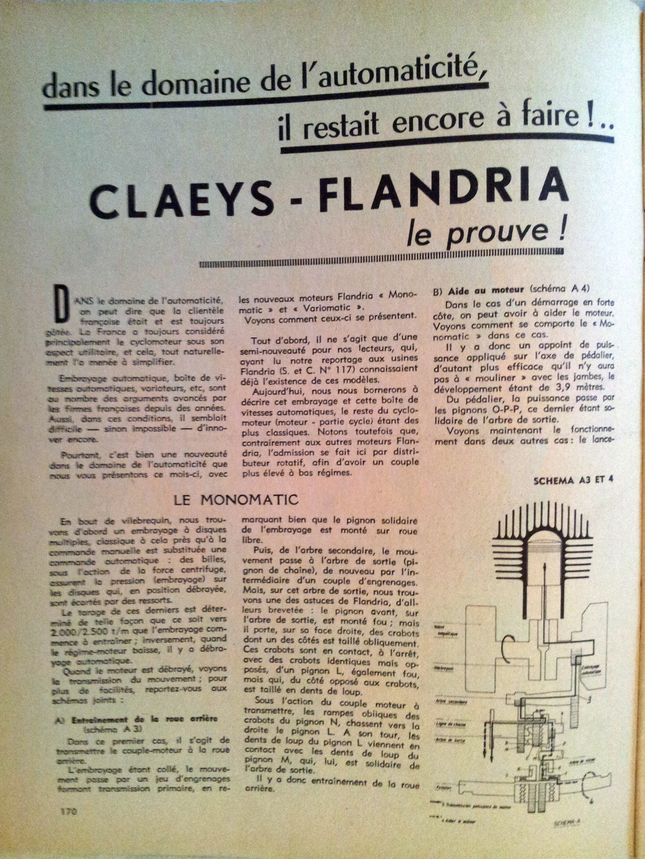 Quel Modèle de Flandria ???? Fland220