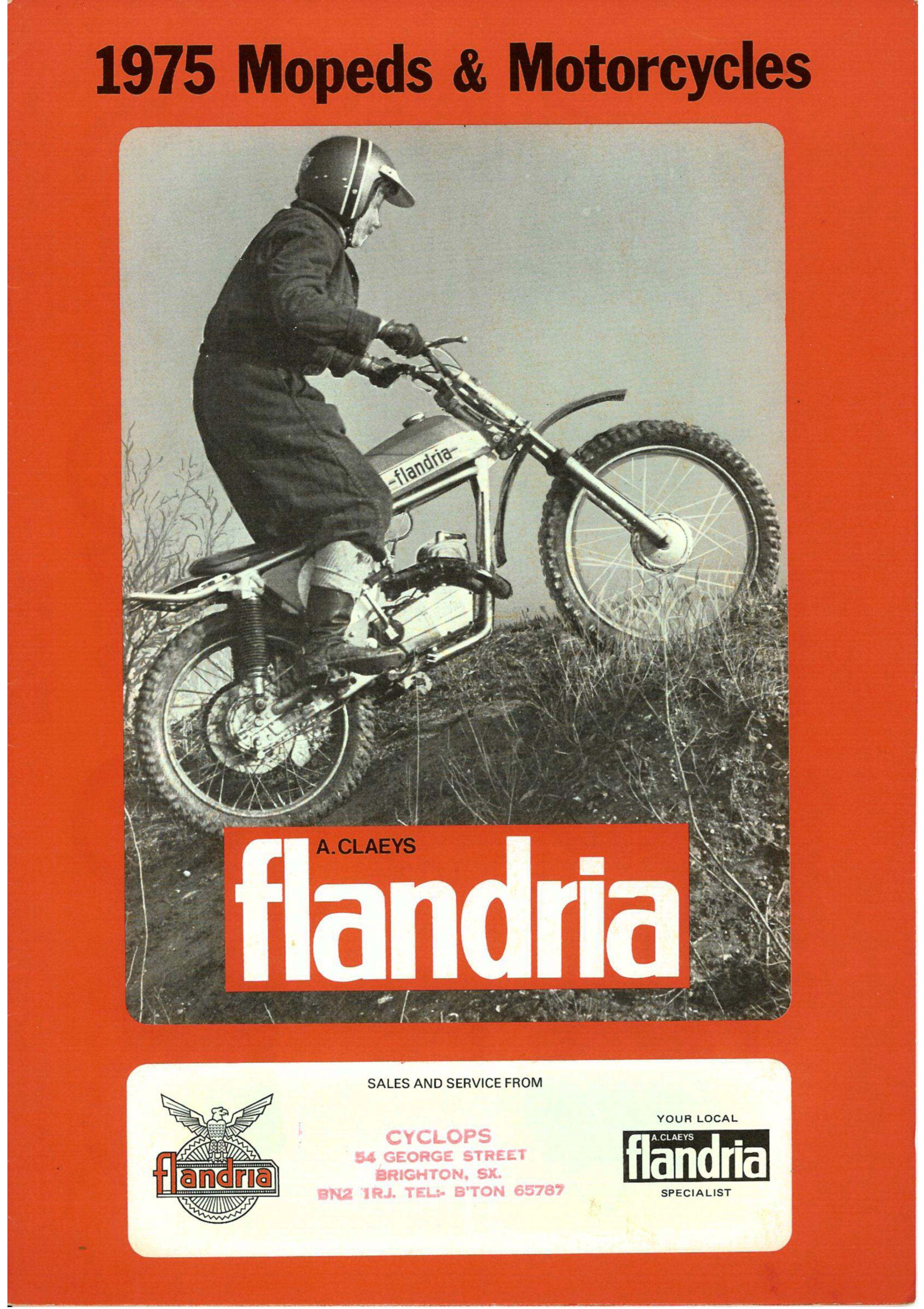 FLANDRIA SCORPION Flandr67