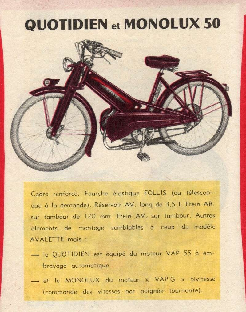 mes 2 roues motorisées Follis11