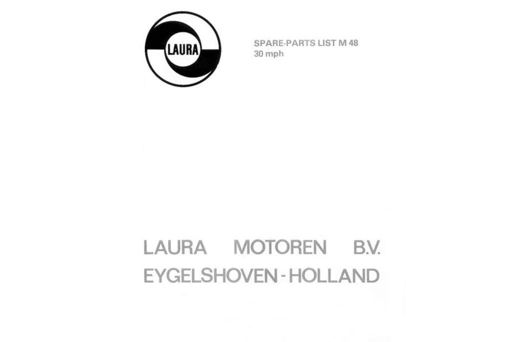 Garelli Europed Brianza  moteur Laura M48 Laura_11