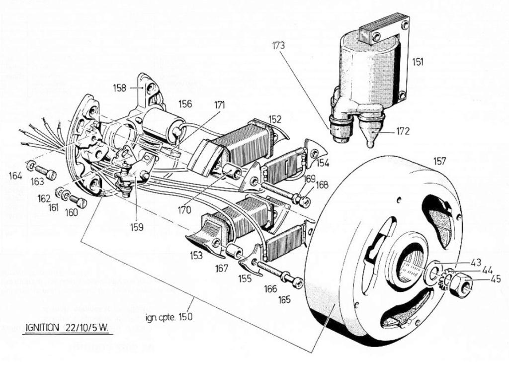 Garelli Europed Brianza  moteur Laura M48 Laura_15