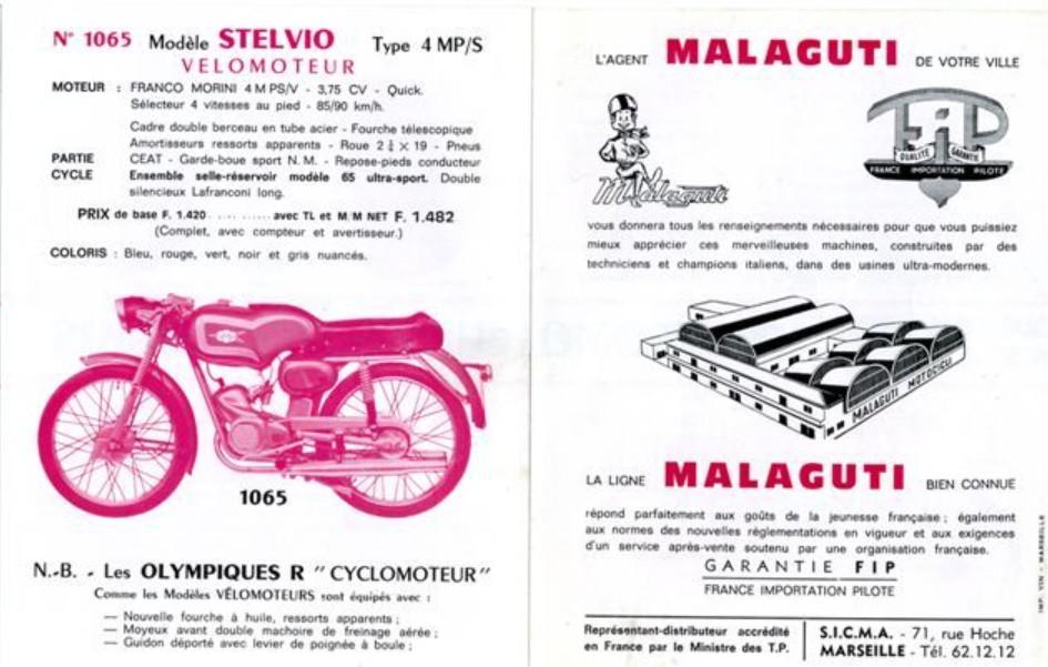 identification  Malaguti Malagu15