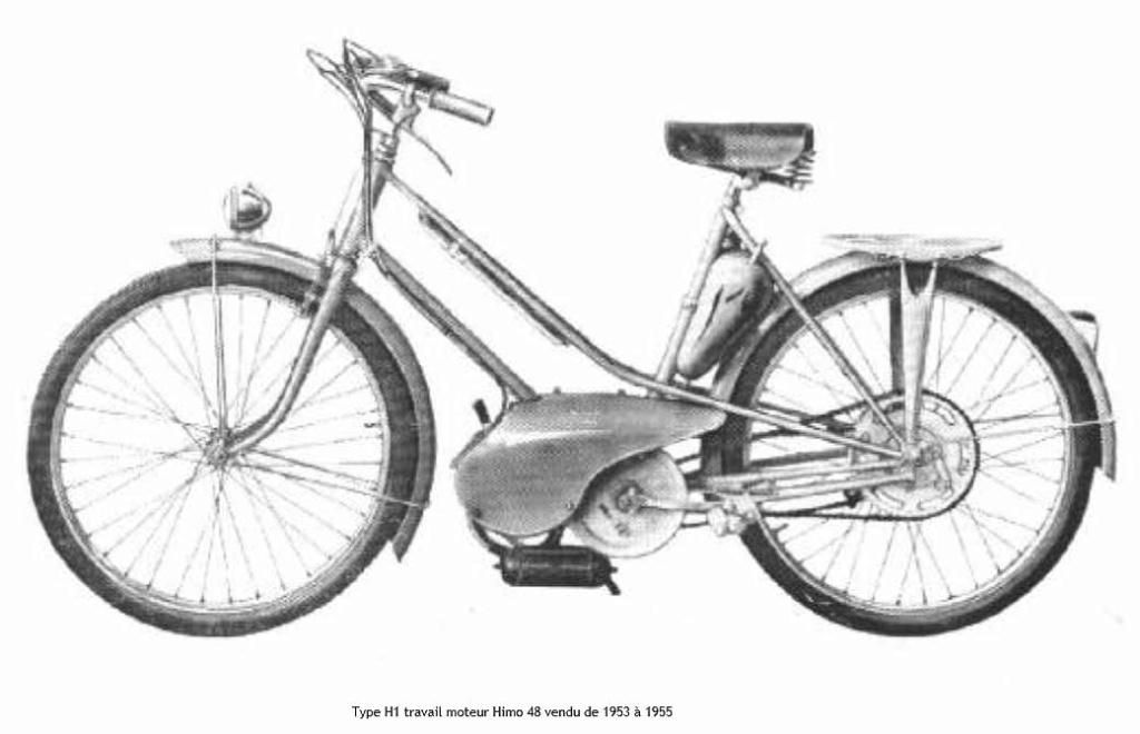 cyclomoteur talbot  Mercie10