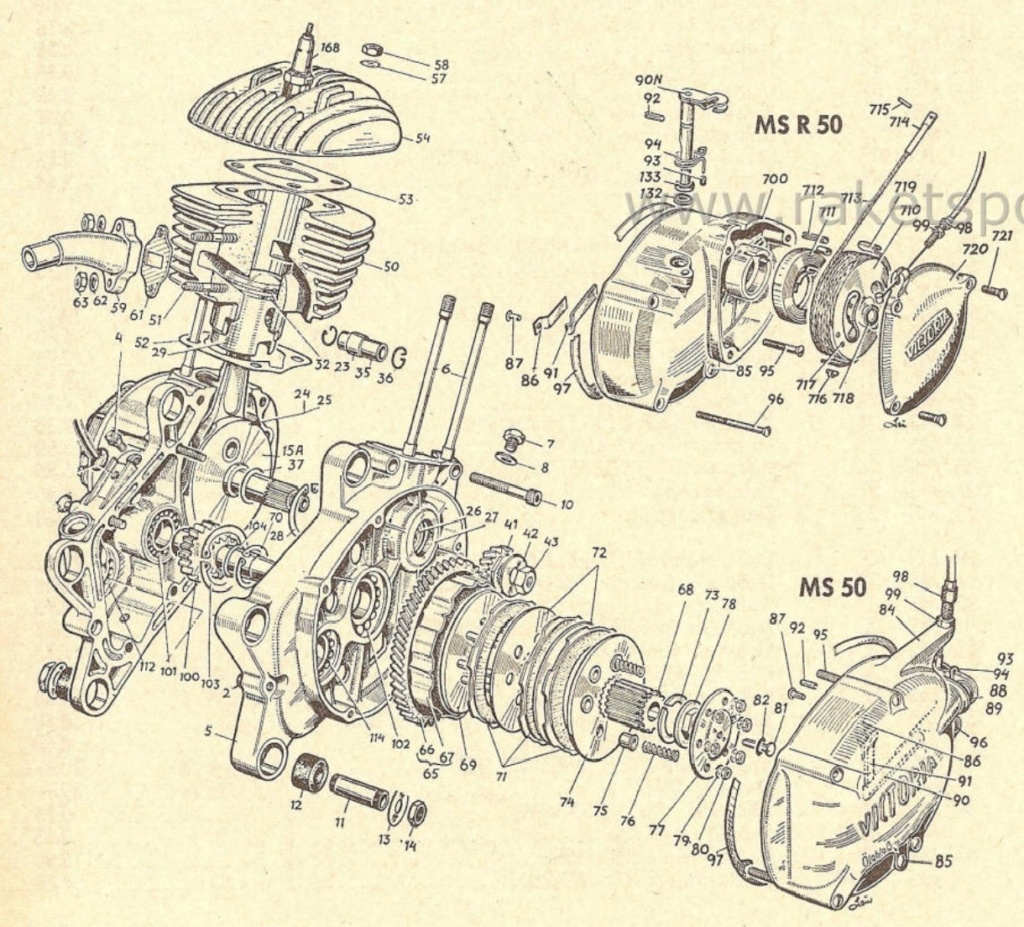 Pin-Up 50cc - Page 6 Moteu112
