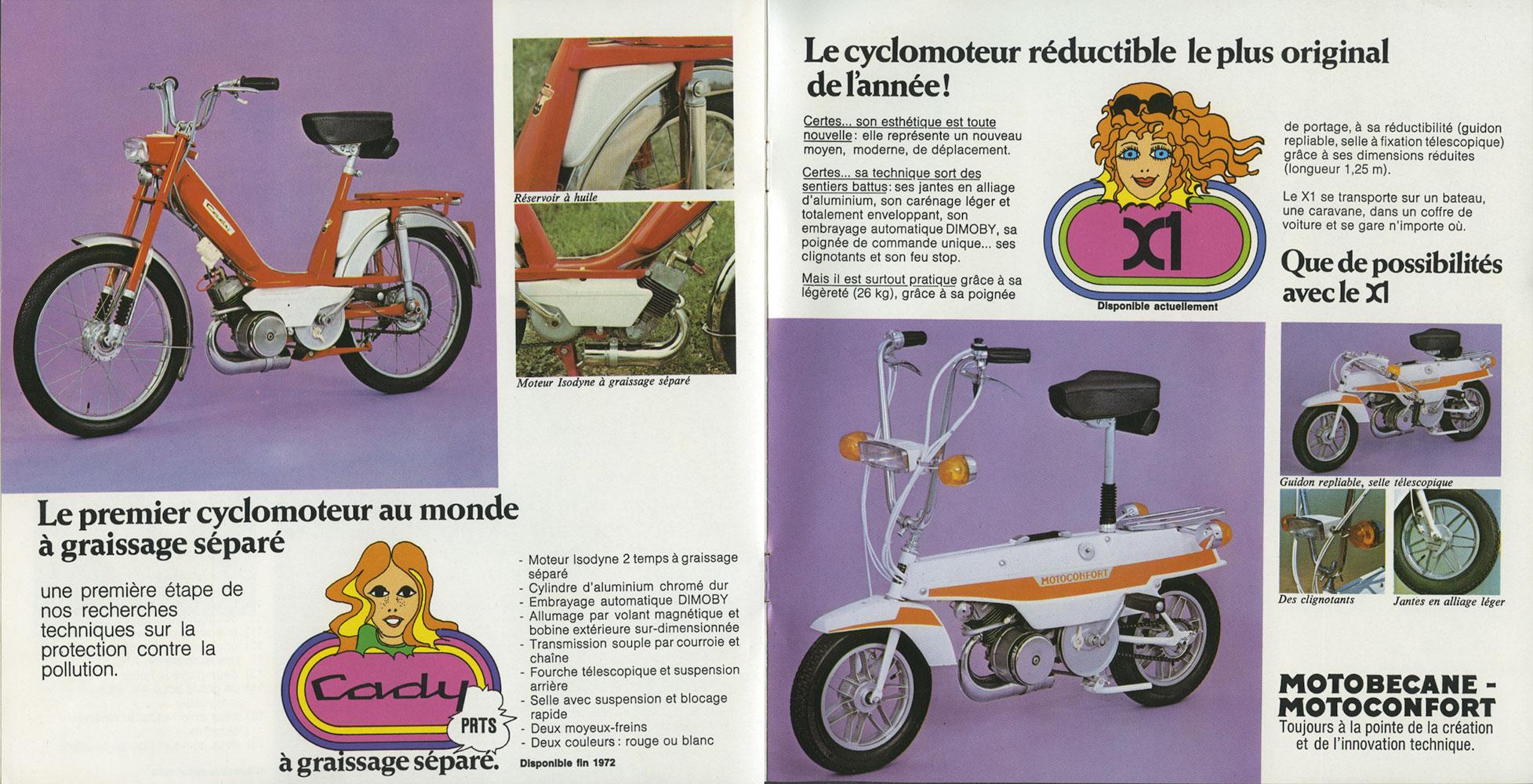 présentation Motob404