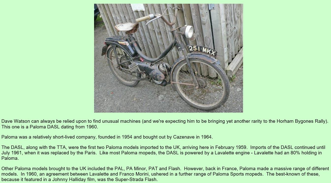 cyclo europ Paloma36