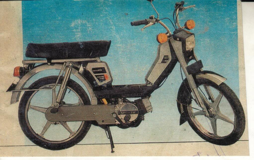 PEUGEOT 105 R de 1983 Peugeo27