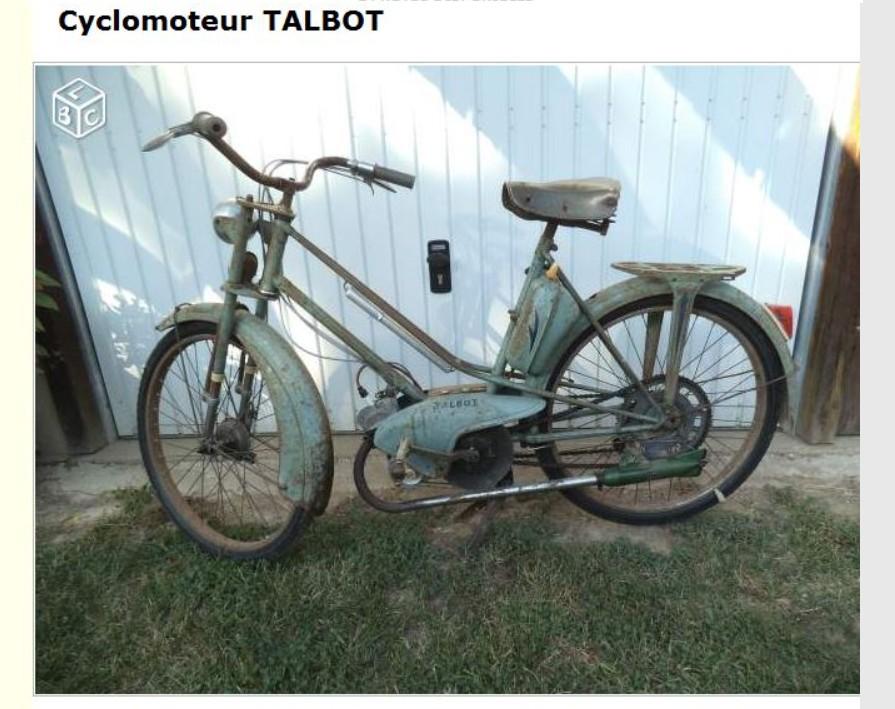talbot/motoconfort/motobecane  Talbot10