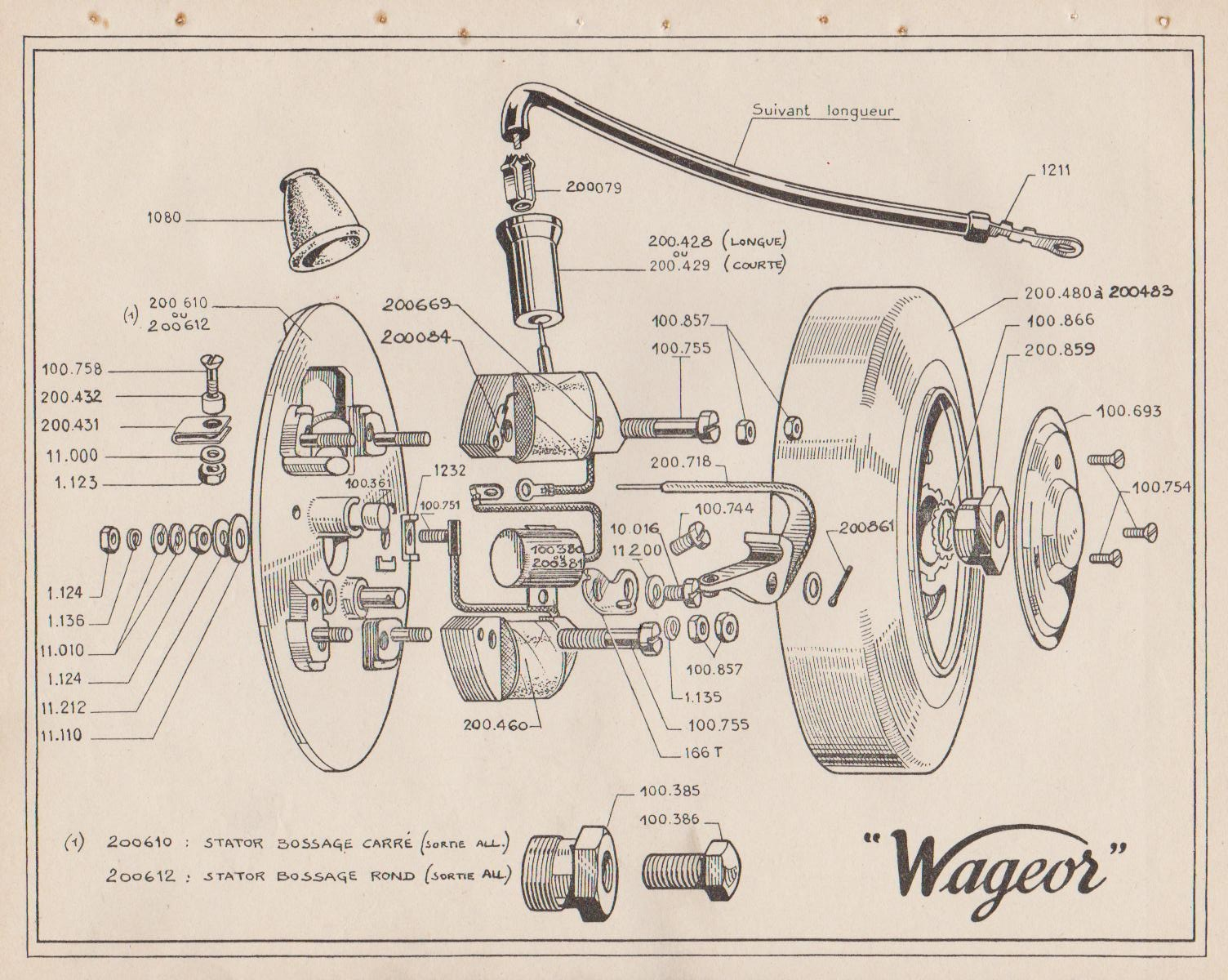 Royal Codrix de Philippe Wageor10