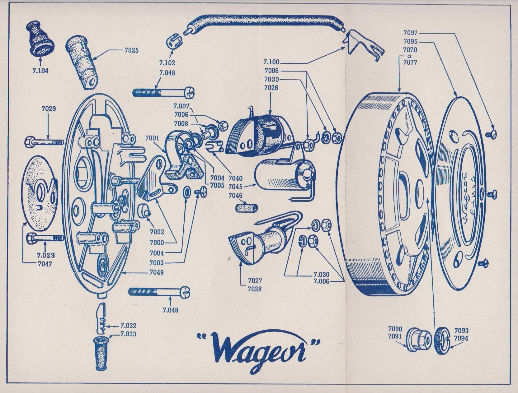 Allumage Wageor Wageor16