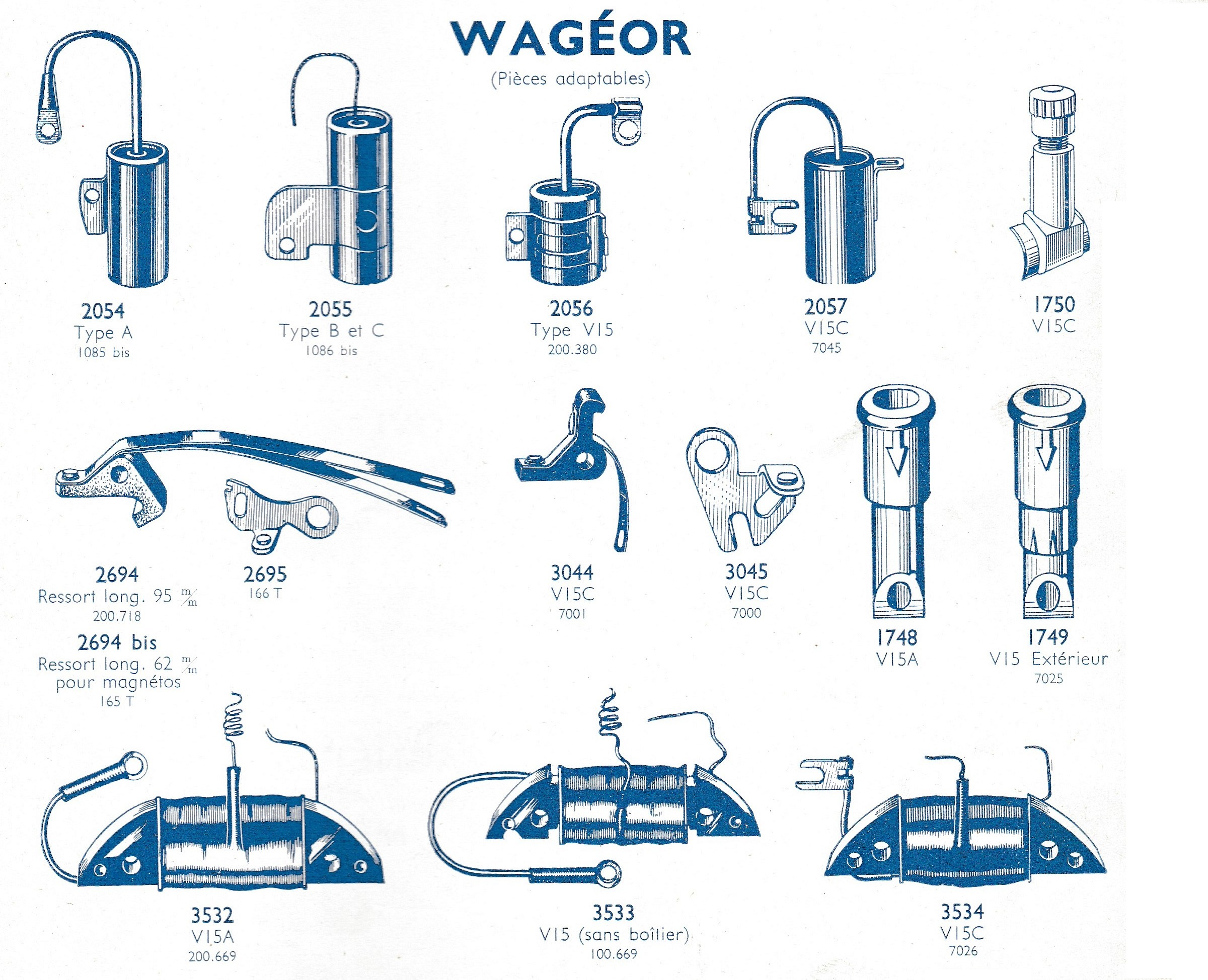 Allumage Wageor Wageor17