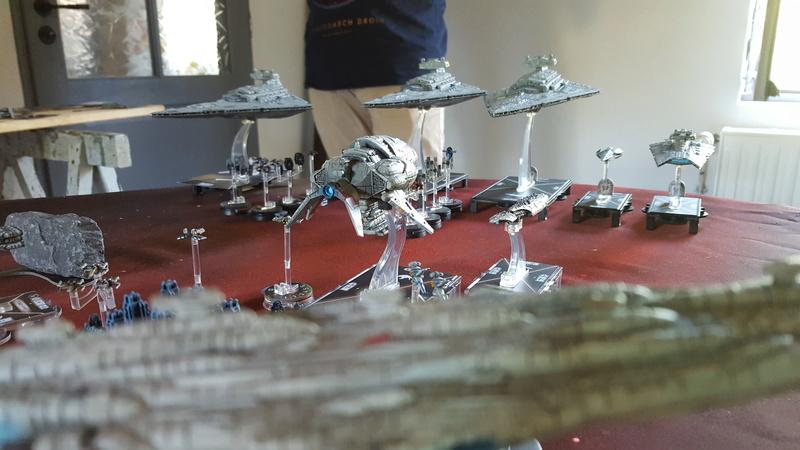 XLVème flotte - Force Cobalt 20160811