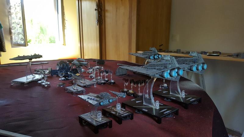 XLVème flotte - Force Cobalt 20160812