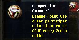 [PVP] PK LEAGUE 333310
