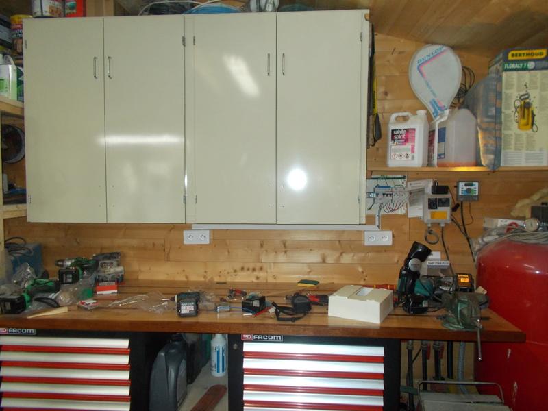 Mon/mes atelier et diverses réalisations (affutage foret au drill doctor) Dscn0910