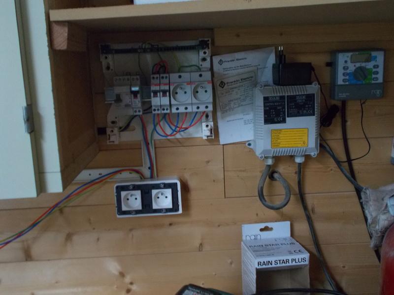 Mon/mes atelier et diverses réalisations (affutage foret au drill doctor) Dscn0911