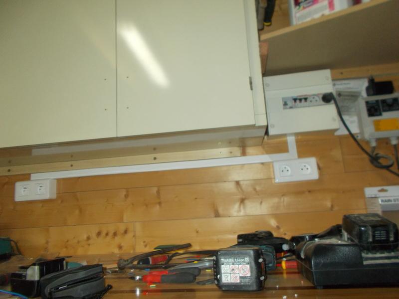 Mon/mes atelier et diverses réalisations (affutage foret au drill doctor) Dscn0912
