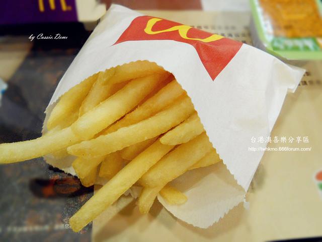 【連鎖速食 | 套餐】什麼!!麥當勞也有賣雞排了?? Aoaeo_13