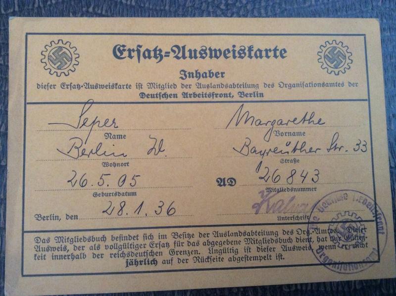 Document allemands inconnus  Image11
