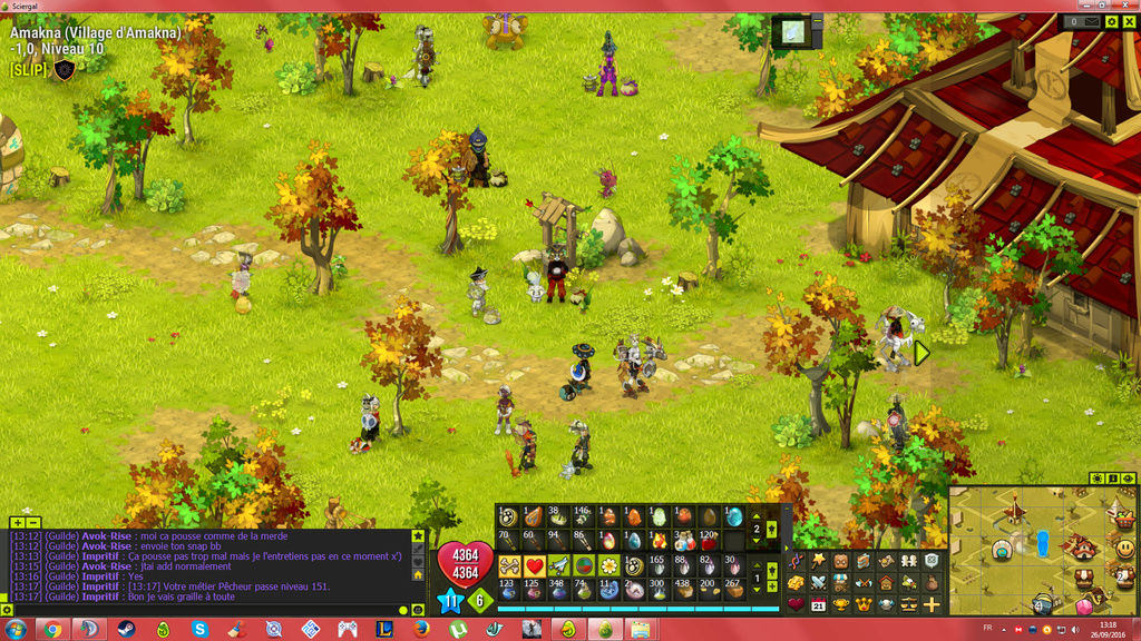 Full Screens !  - Page 18 Dofus110